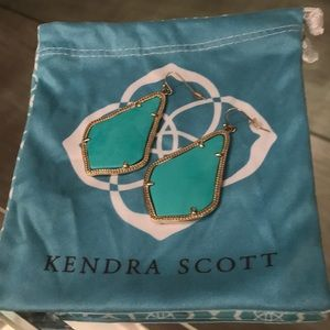 Kendra Scott Alexandra earrings